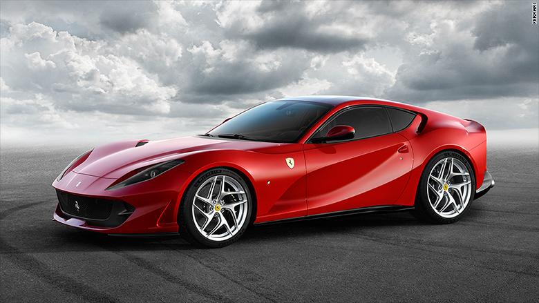 Vânzări Ferrari