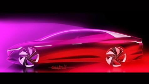 Geneva 2018: Volkswagen aduce conceptul electric I.D.Vizzion