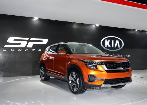 KIA Concept SP 1