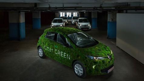 Uber lansează UberGREEN – un serviciu de mobilitate 100% electric
