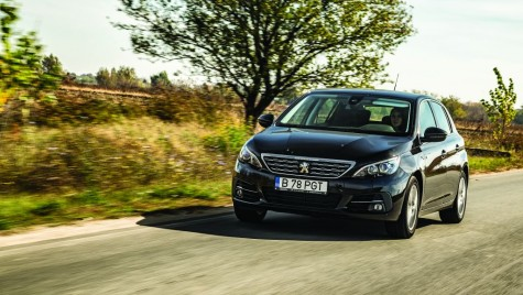 Drive test Peugeot 308 facelift