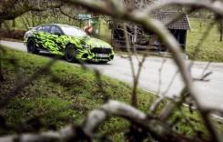 Mercedes-AMG GT Coupe – spionat… oficial. Arată ca în jocurile video cu mașini!