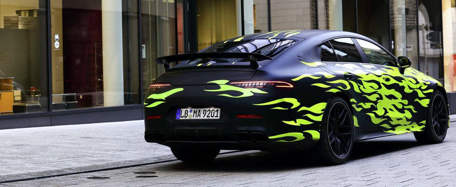 Mercedes-AMG GT Coupe (6)