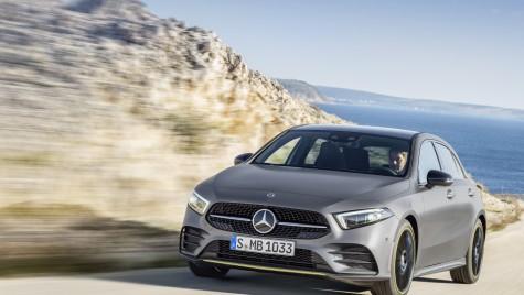 Mercedes-Benz Clasa A a ajuns în România cu preț de pornire de la 30.300 de euro