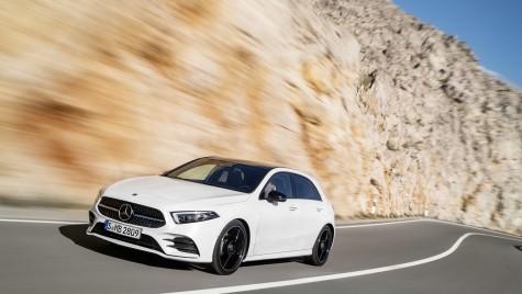 Este OFICIAL! Acesta este noul Mercedes-Benz Clasa A!