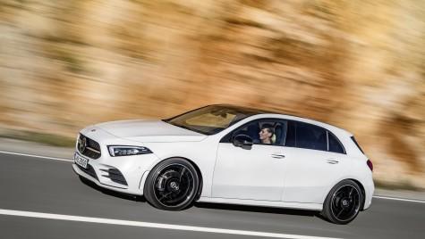 Noul Mercedes Clasa A este disponibil pentru comenzi în România de la 30.297 euro cu TVA