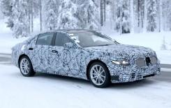 Viitorul Mercedes-Benz Clasa S surprins în teste pentru prima oară!