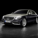 Mercedes-Maybach S-Class 2