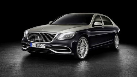 Oficial: Mercedes-Maybach S-Class
