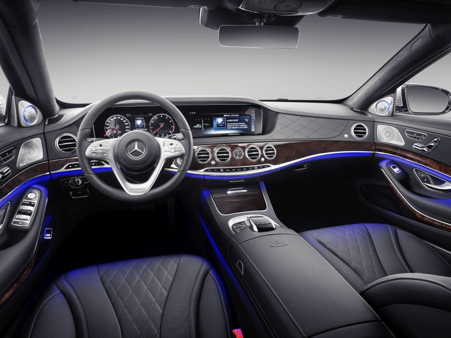 Mercedes-Maybach S-Class 5