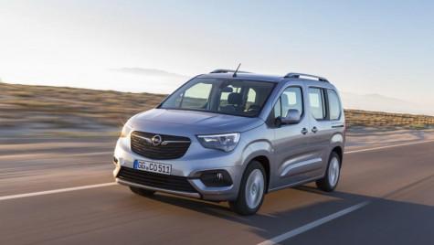 Opel lansează noul Combo Life
