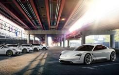 Porsche Taycan se va numi prima mașină electrică a companiei