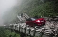 99 de viraje și 999 de trepte la bordul unui Range Rover Sport Plug-In Hybrid
