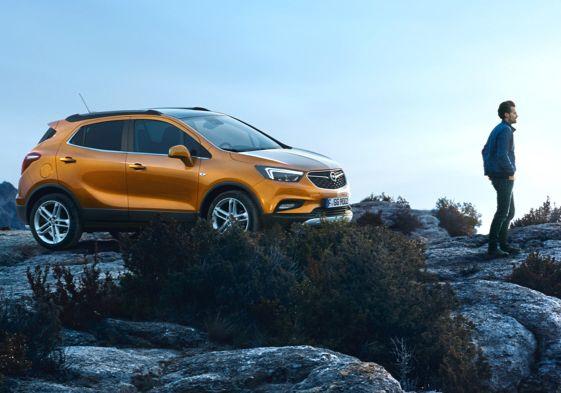 SUV Opel