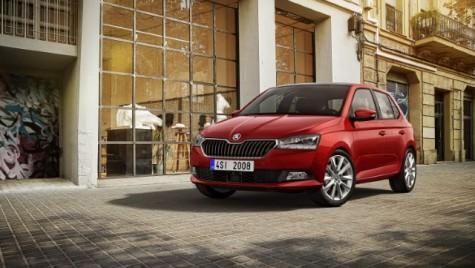 Prețuri Skoda Fabia facelift – Start de la 10.000 de euro