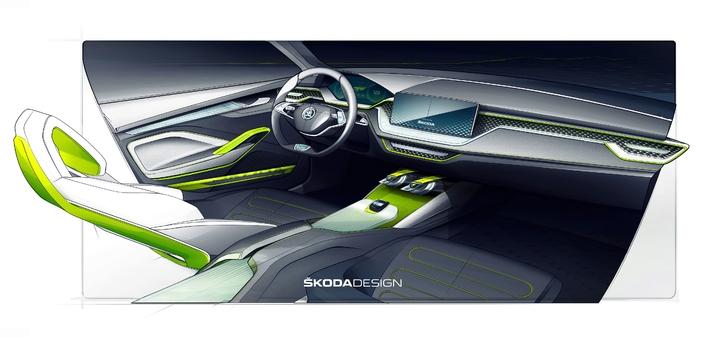 Skoda Vision X3