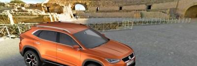 SEAT Tarraco digital render