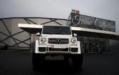 Ion Țiriac are un Mercedes-Maybach G 650 Landaulet în colecție