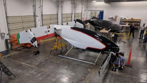 Mașina zburătoare de la Airbus a efectuat cu succes primul zbor