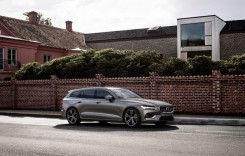 Volvo a lansat noul V60