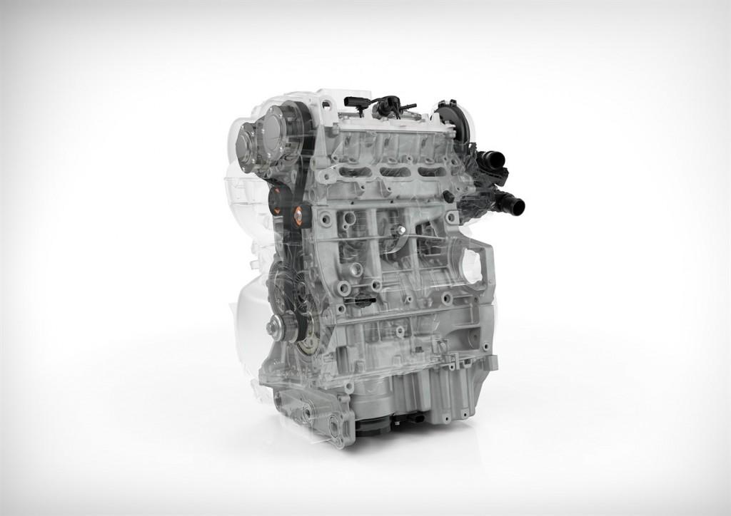 Volvo XC40 motor 3 cilindri (5)