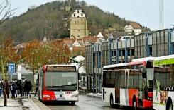 Nemții luptă împotriva blocajelor rutiere – transport public gratuit