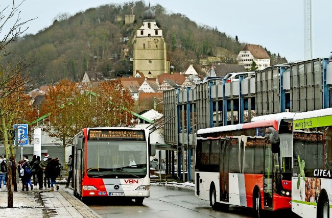 Autobuz Germania transport public gratuit