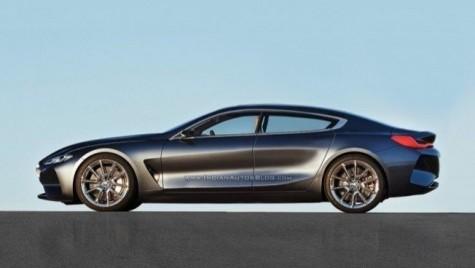 Geneva 2018: Surpriza BMW, Concept M8 Gran Coupe