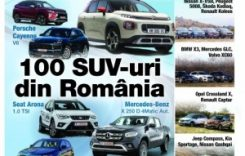 A apărut catalogul AutoExpert SUV 2018