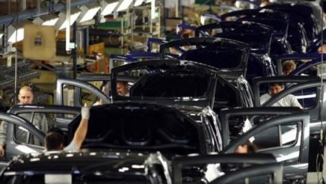 Sectorul auto a devenit propulsorul creşterii economice