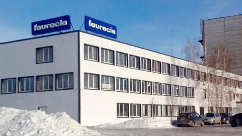 """Faurecia a primit certificatul """"Angajator de top în Europa"""""""
