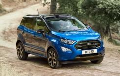 15.400 euro cu TVA costă cel mai ieftin Ford EcoSport