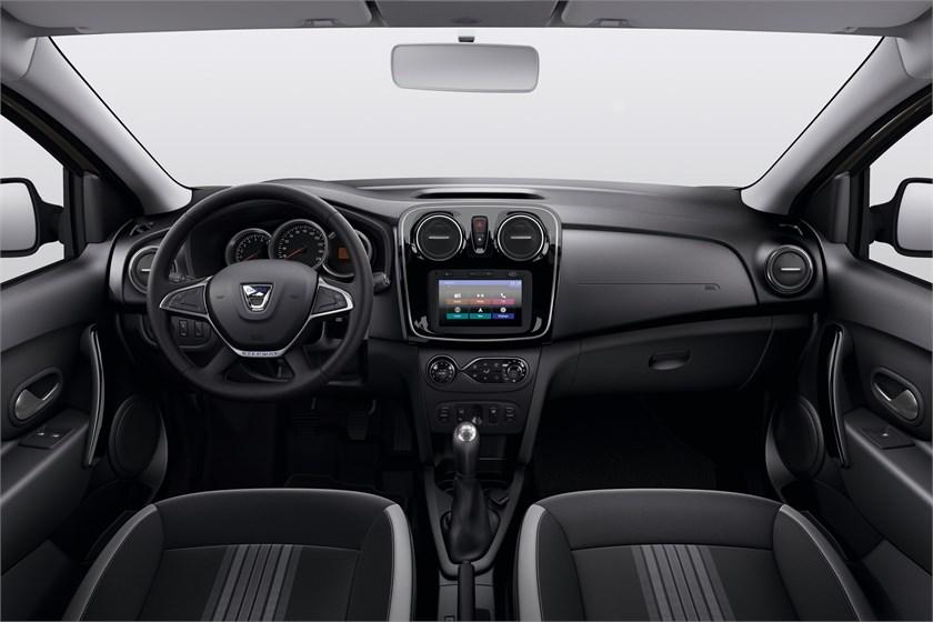 Dacia SANDERO STEPWAY - Transverse Limited Edition