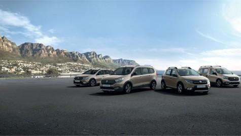 Dacia a lansat o platformă online de vânzări
