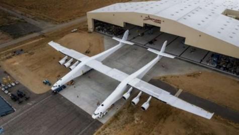 Aceasta este cea mai mare aeronavă din lume