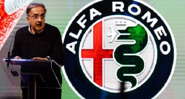 Alfa-Romeo Sergio Marchionne