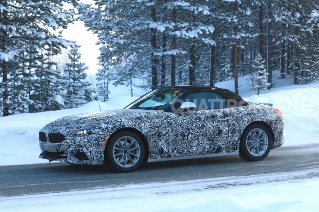 BMW Z4 Quatroruotte (1)