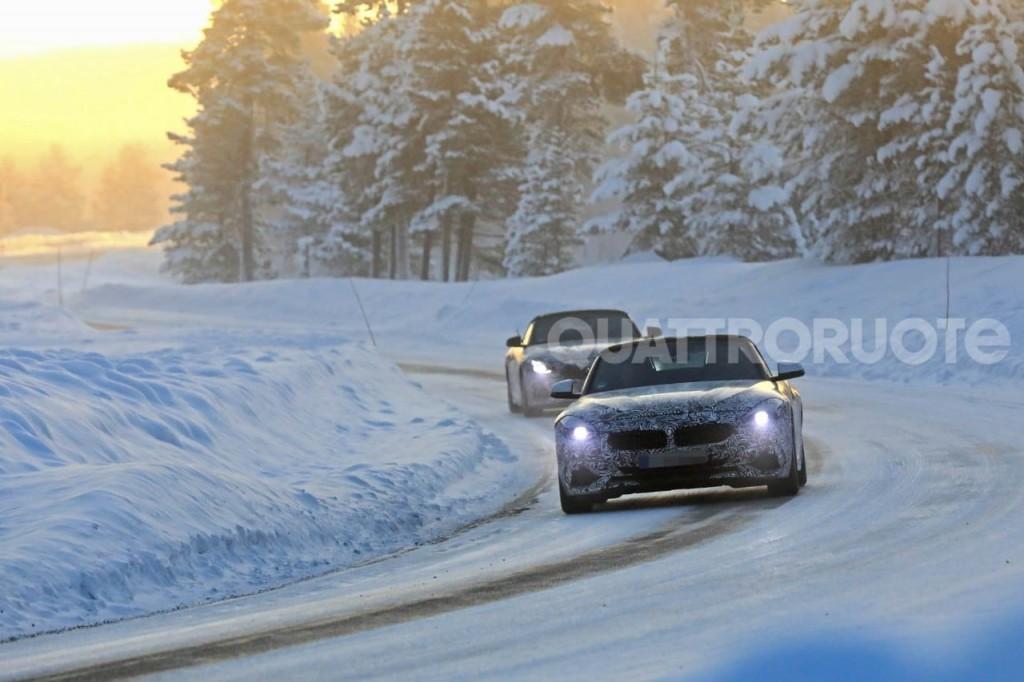 BMW Z4 Quatroruotte (3)