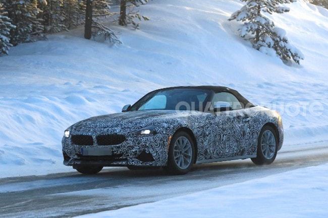 BMW Z4 Quatroruotte (4)