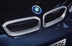 Conceptul BMW iX3 ar putea fi prezentat în aprilie la Beijing