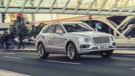Geneva 2018: Bentley Bentayga marchează altă premieră- primul hibrid al mărcii