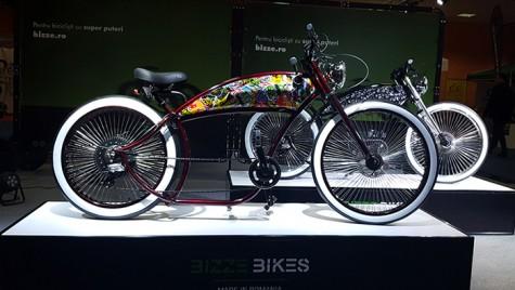 Bizze Bikes a lansat prima bicicletă chopper electrică românească