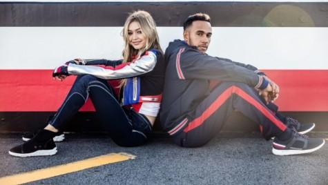 Lewis Hamilton și-a dat întâlnire cu Gigi Hadid pe circuit