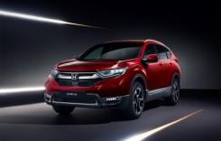 Noua Honda CR-V va fi prezentată la Geneva