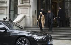 Peste 1000 de cai putere marca BMW pentru premiera filmului Red Sparrow în România