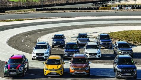 Clasificarea SUV-urilor – Clasa mică