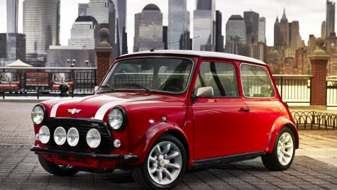 New York 2018 – Eco-stil cu MINI Electric clasic