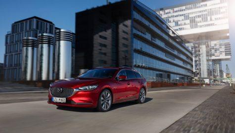 Geneva 2018: Mazda6