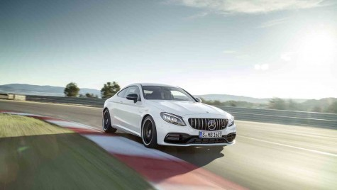 New York 2018 – Mercedes-AMG C 63 și C 63 S Coupe – Aproape neschimbate