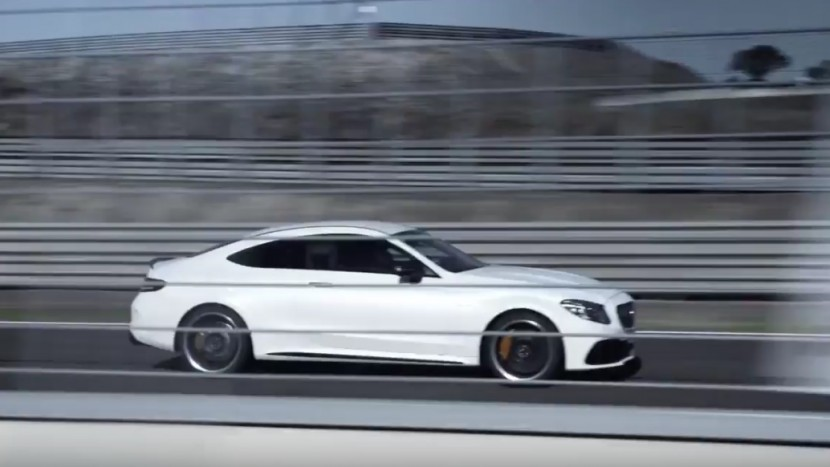 Mercedes-AMG C 63 S Coupe facelift